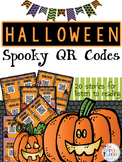Halloween QR Codes: 20 Spooky Stories for Daily Five Listen to Reading