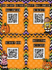 Halloween QR Codes: 20 Spooky Stories for Daily Five Liste
