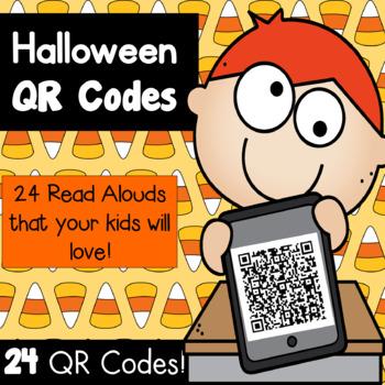 Halloween QR Codes