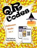 Halloween QR Codes Vol 2