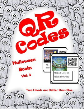 Halloween QR Codes Vol 3