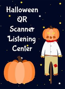Halloween QR Scanner Listening Center