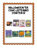 Halloween QR code listing center