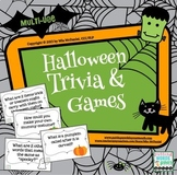 Halloween Questions & Games