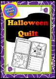 Halloween Quilt - Beach Shack