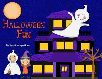 halloween quiz powerpoint editable template free