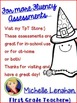 NWF - Nonsense Word Fluency Halloween FREEBIE from Ms. Lendahand