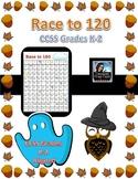 Halloween Race to 120