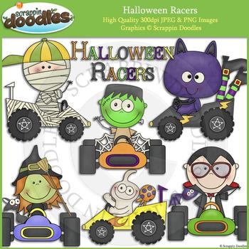 Halloween Racers