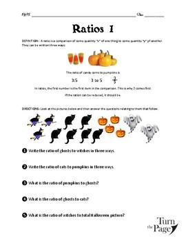 Halloween Ratios