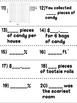 Halloween Ratios, Percentages, and Unit Rates
