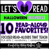 Halloween Read Aloud BUNDLE