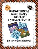 Halloween Read Aloud Books QR Code Listening Center