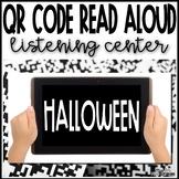 Halloween QR Code Read Aloud Listening Center