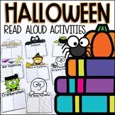 Halloween Activities and Read Aloud Crafts