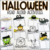 Halloween Read Aloud Story Elements Summaries