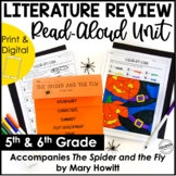 Halloween Read-Aloud Unit | Use With Book The Spider & the