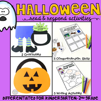 Halloween: Read and Respond