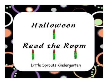 Halloween Read the Room