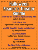 Halloween Reader's Theater Bundle - 6 Scripts