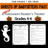 Halloween Reader's Theater - Ghosts of Babysitters Past -