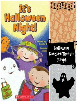 Halloween Reader's Theater: It's Halloween Night