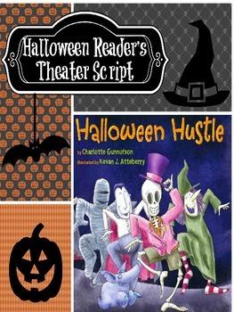 Halloween Reader's Theater Script: Halloween Hustle