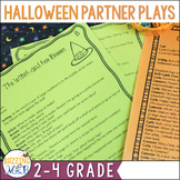 Halloween Reader's Theater Scripts: Partner Plays for Two Readers