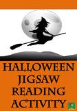 Halloween Reading Activity