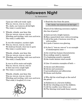Halloween Reading Bundle