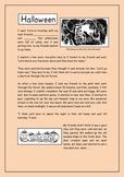 Halloween - Reading Comprehension