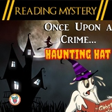 Halloween Reading Comprehension Activity, Reading Mystery,