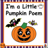 Halloween Poem - Read Along, Vocabulary, Sentence, Story,