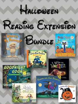 Halloween Reading Extension