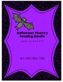 Halloween Reading Fluency Bundle