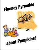 Halloween Reading Fluency Pyramids!
