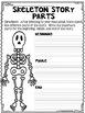 Halloween Reading Response Sheets