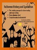 Halloween Reading & Writing