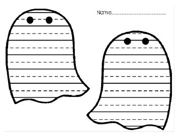 Halloween Reading and Math Activities