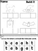 Halloween Math and Literacy Packet