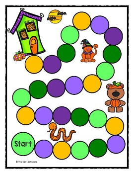 Halloween Reading and Spelling Games cvc and ccvc