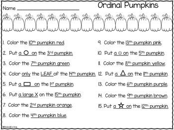 Ready, Set, Print Halloween Activities (Halloween Math Halloween Writing)