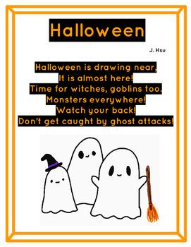 Halloween Recorder Song