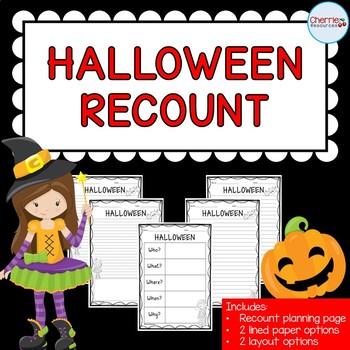 Halloween Recount