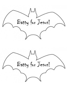 Halloween Religious Pages
