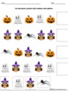 Halloween Resources - Language Arts & Math