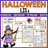 Halloween - Lire et Plaisir - Ressource en français - French reading resource