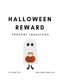 Halloween Reward