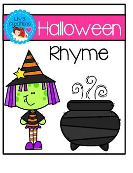 Halloween Rhyme - Name The Fruit