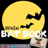 Halloween Rhyming Bat Book